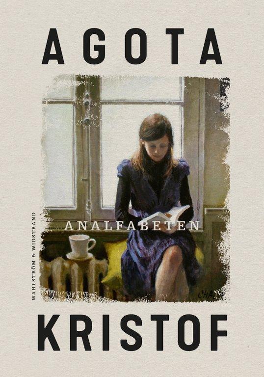 Så hittade förläggaren den hyllade författaren Agota Kristof