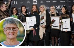 """Maud Olofsson om jämställdheten i branschen: """"Det har hänt mycket"""""""