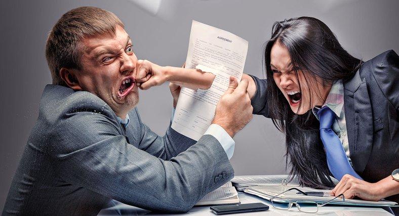 Bråkigt på jobbet? Det kan vara kontorets fel