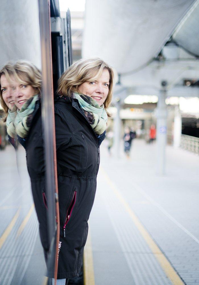 Slik vil Kirsti Slotsvik forbedre jernbanen