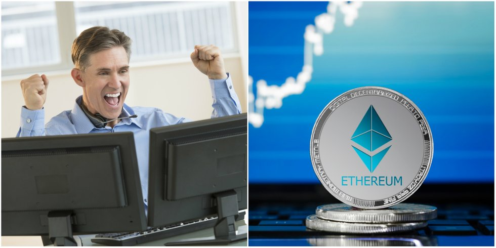 Daily crypto: Markets are rising – ethereum up 30 percent in two days.