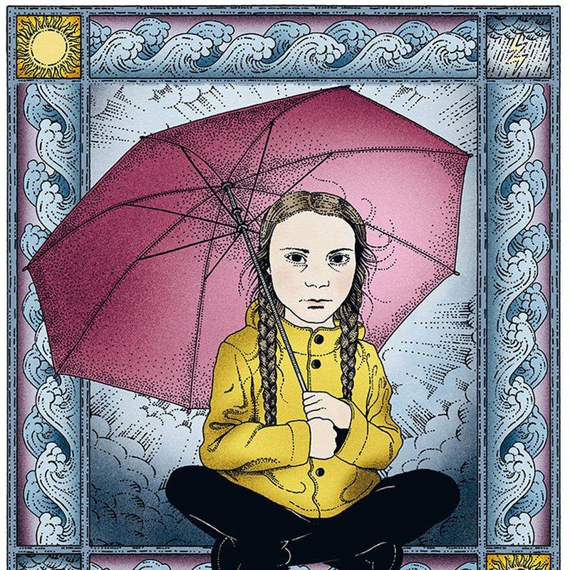 7 starka barnböcker om miljöhjältar
