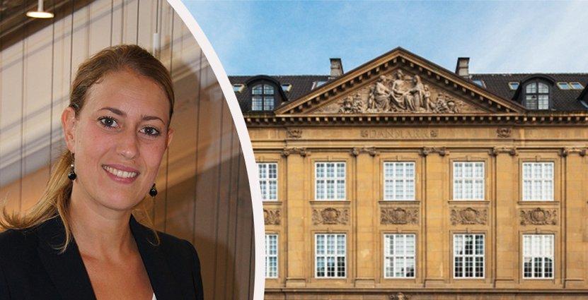 Som ny vd för Nobis i Köpenhamn ska Cecilia Mauritzson fokusera på lönsamhet och gästnöjdhet.  Foto: Nobis