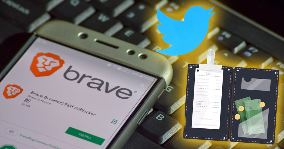 Browser lets its users tip people on Twitter using cryptocurrency