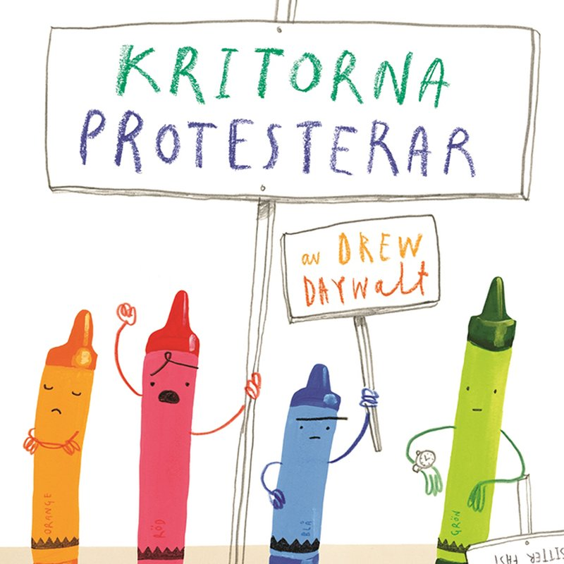 14 viktiga barnböcker om demokrati för 0-15 år