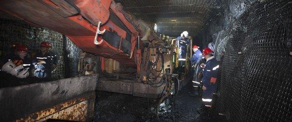 Душа китайского угля