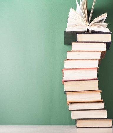 Här är böckerna för höstens bokcirkel