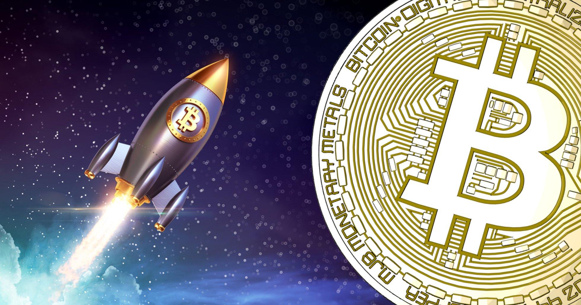 Kryptoprofilens analys: Bitcoin kan vara på väg mot 100 000 dollar