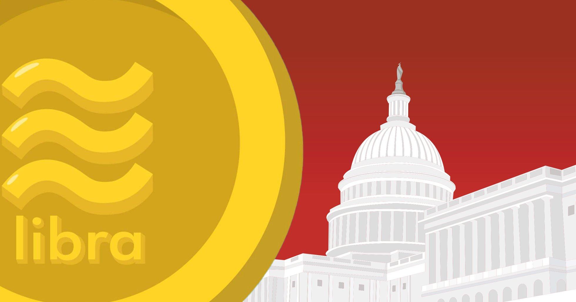 Amerikanska kongressen: Stoppa utvecklingen av er kryptovaluta libra, Facebook