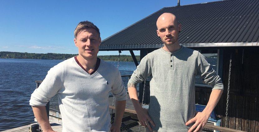 Med ny meny ska Kalle Eriksson och Emil Bäcklin (samt Karl Högstedt) visa att Båthuset har ny regi.