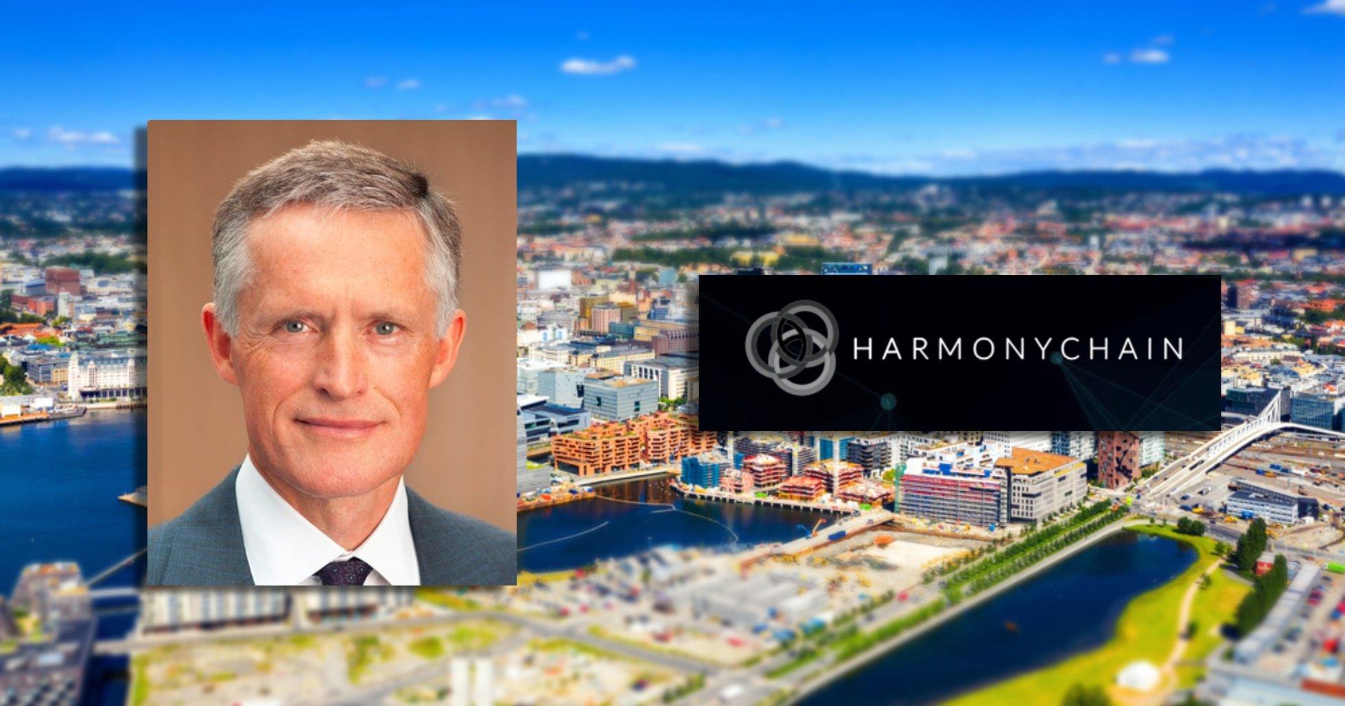 Norges fjärde rikaste man investerar i kryptobolaget Harmonychain