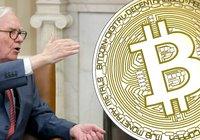 Daily crypto: The market is going down and Warren Buffett calls bitcoin gambling