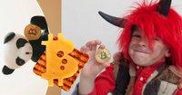 10 of the weirdest bitcoin images on Shutterstock