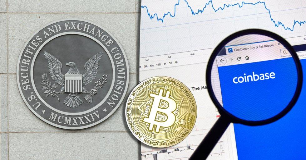 Kryptojätten Coinbase tar ännu ett steg på vägen mot börsnotering