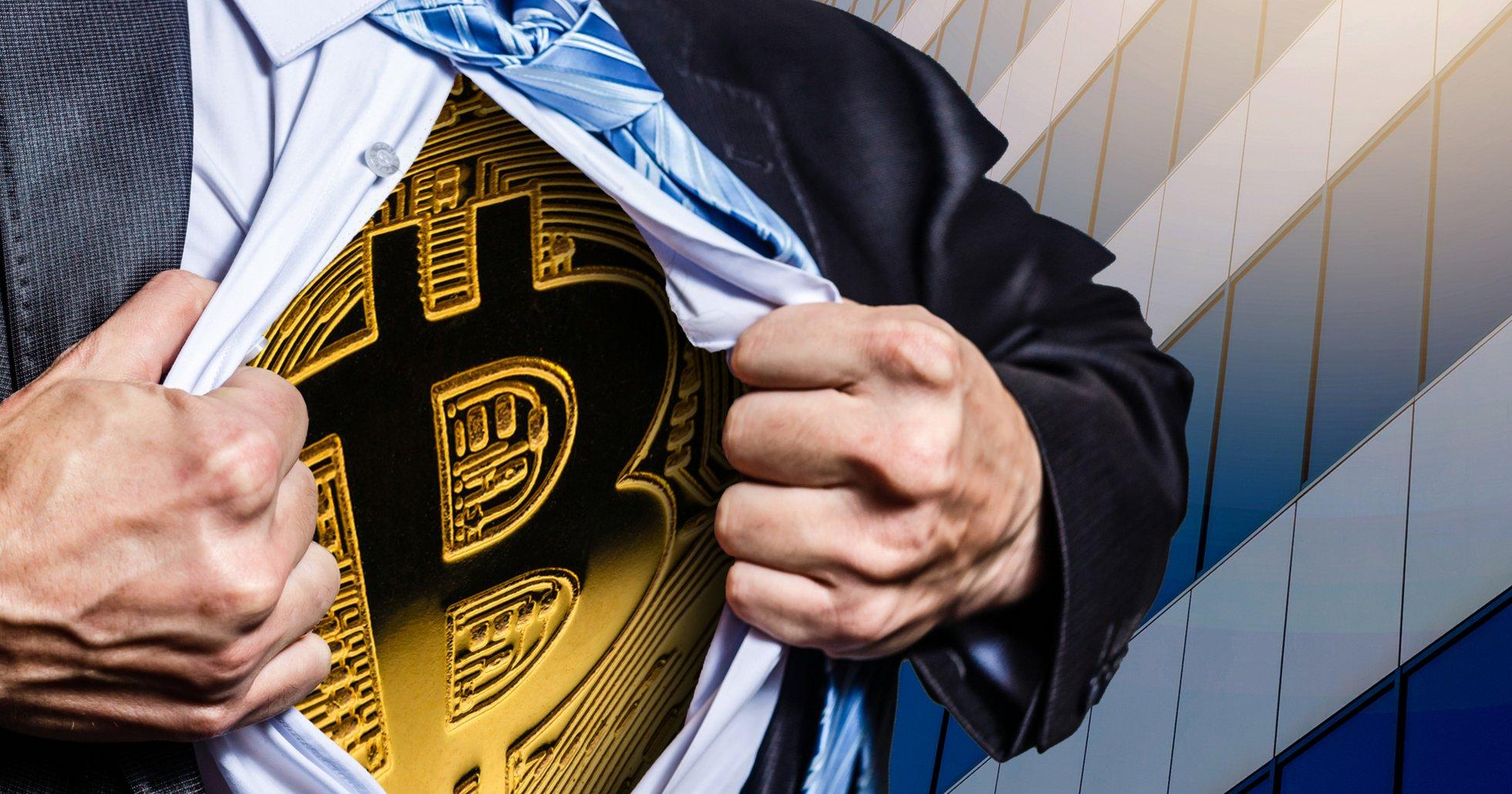 Bitcoin presterade bättre än världens aktiemarknader under årets första kvartal.