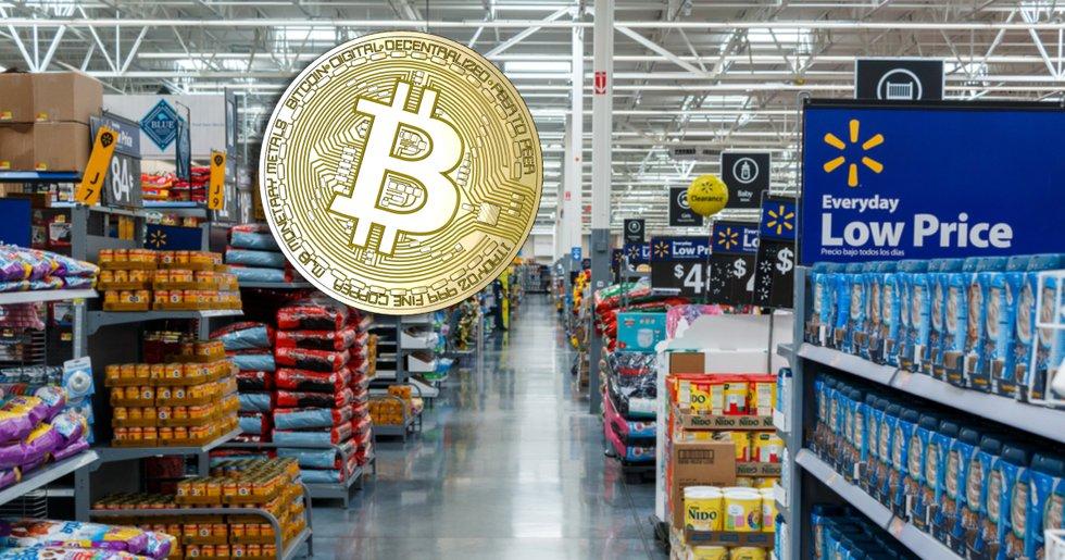 Walmart vill anställa en kryptoexpert – är bitcoinbetalningar på gång?