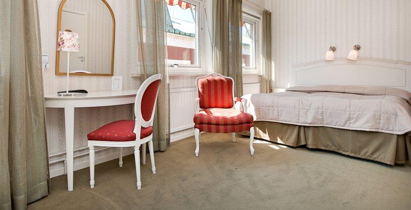 Hotell Jämteborg har numera bara ett fåtal jobbresenärer på vardagarna. Foto: Hotell Jämteborg