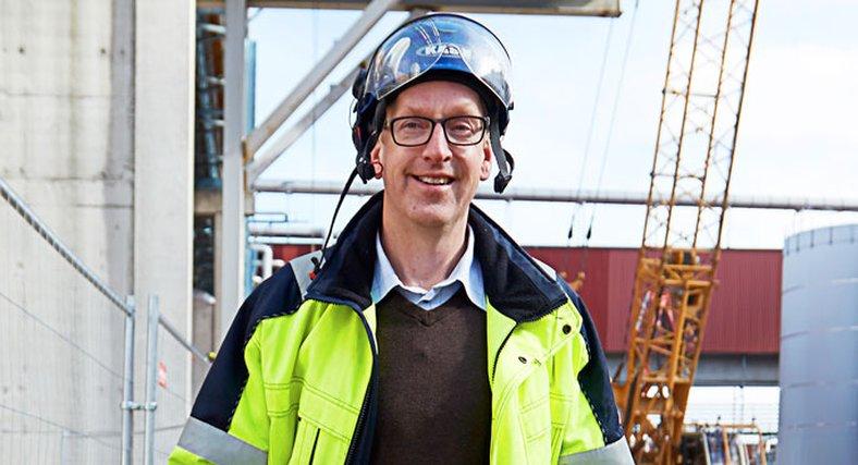 SCA tar första spadtaget i Norrlands största industriprojekt