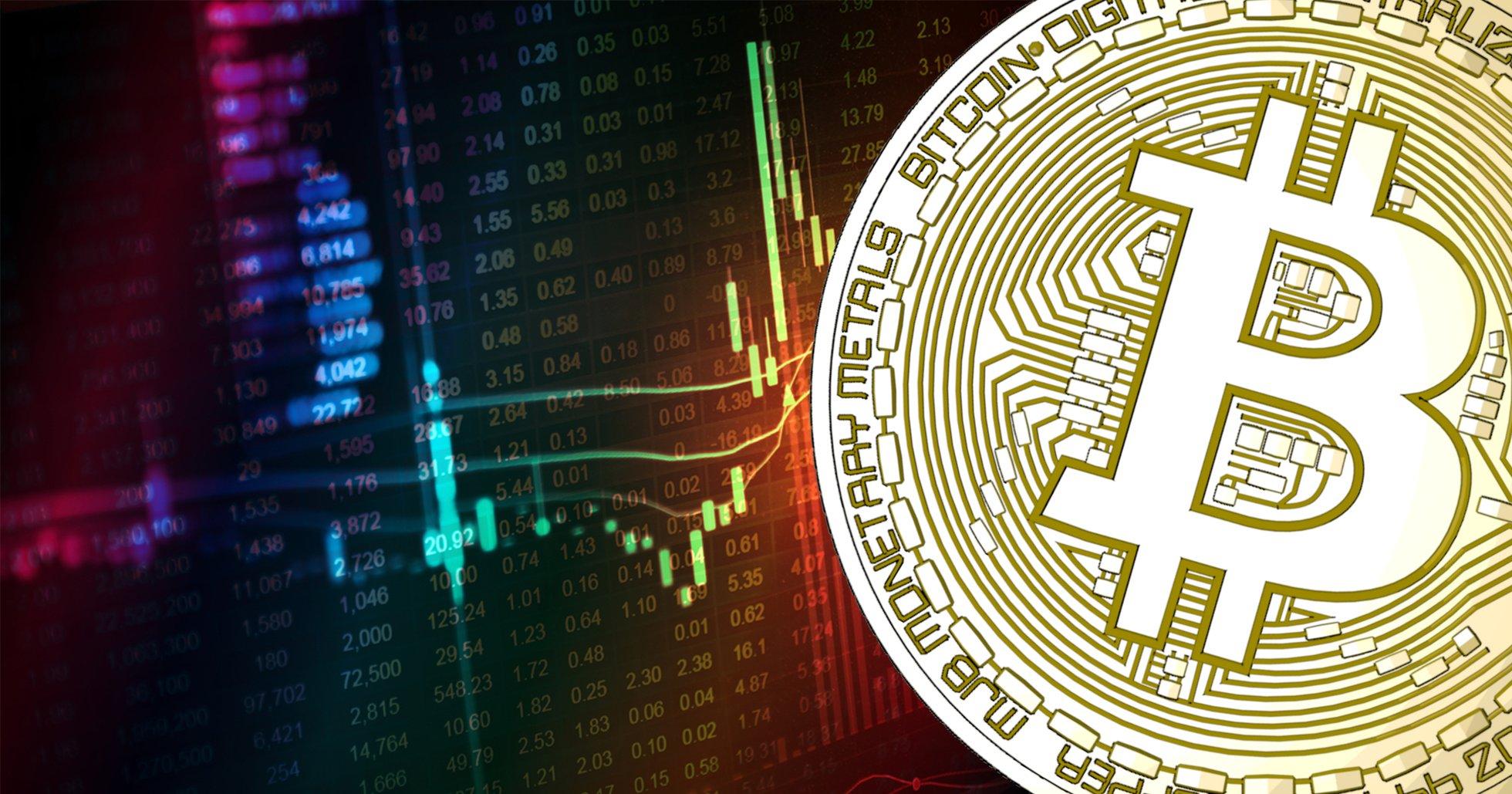 Köptrycket på bitcoin når sin högsta punkt två månader
