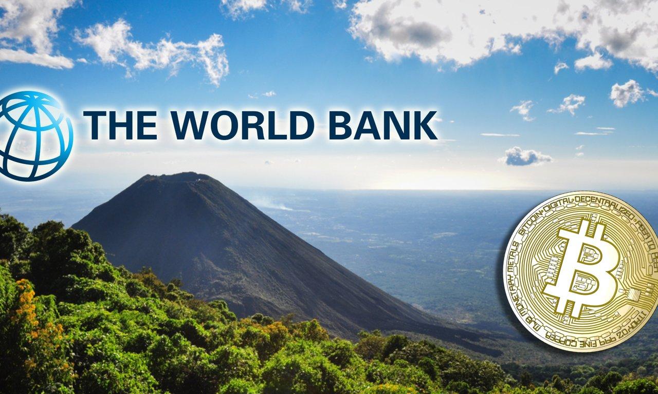 Världsbanken vägrar hjälpa El Salvador göra bitcoin till officiell valuta