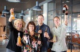 Mera vin och must – Skånemässa lyfter nya dryckestrender
