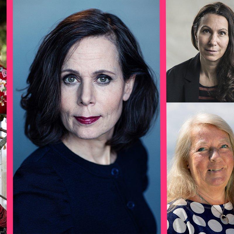 Här är alla författare som sommarpratar 2018