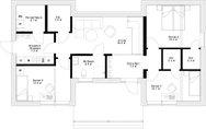 Se planritning för Villa Lövholmen