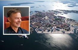 """""""Turismens betydelse för Karlskrona har blivit plågsamt tydlig"""""""