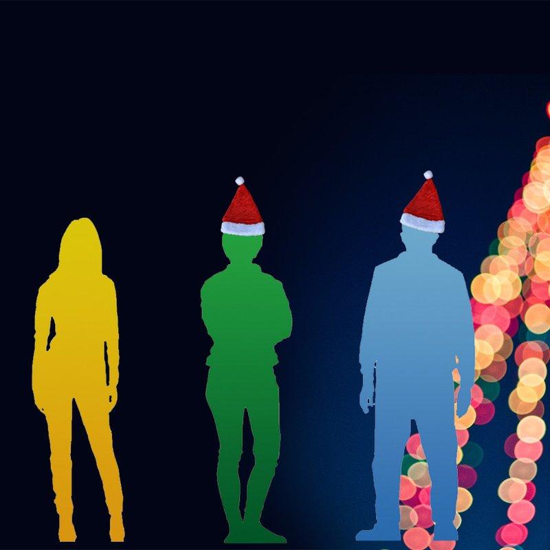 Omgiven av idioter i jul? Så här gör du!