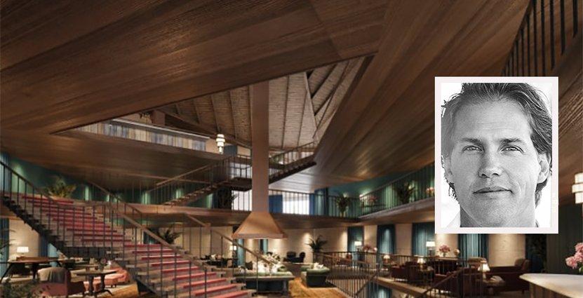 Ess Groups nya resort Fýri ska erbjuda både hotellrum och lägenheter. Foro: Ess Group