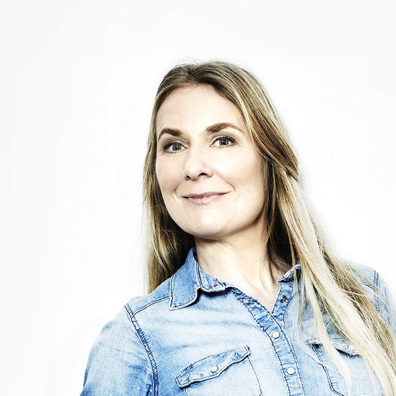 """Annika Lantz: """"Jag är rädd att män hamnar utanför"""""""