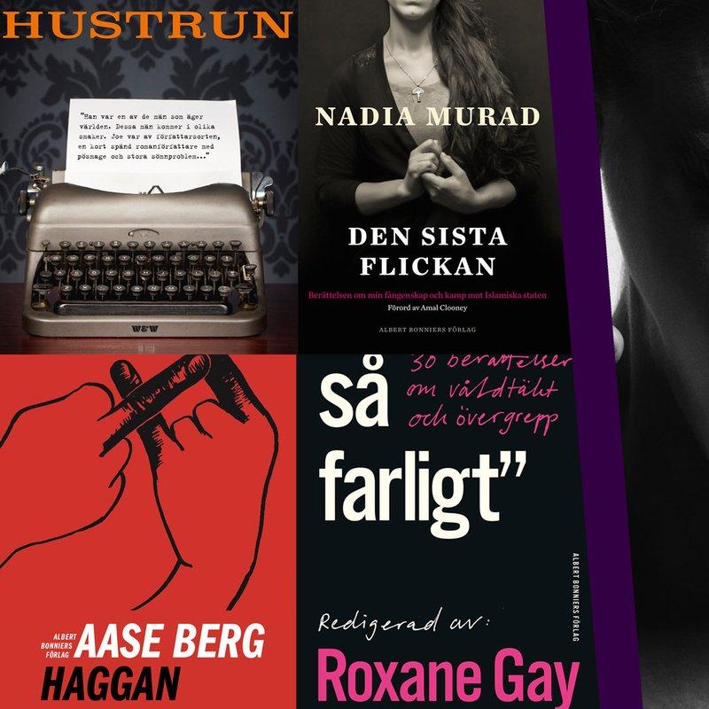 6 böcker som gör dig förbannad