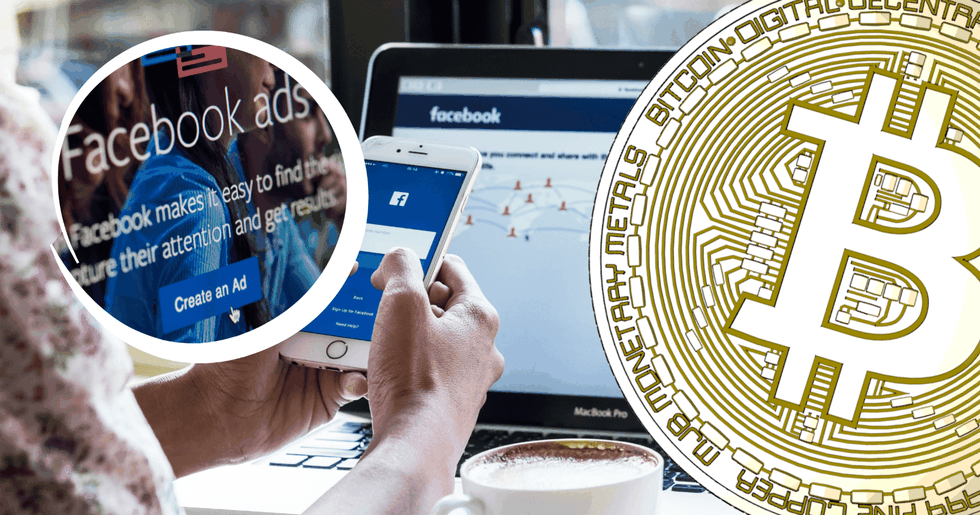 Daily crypto: Prices drops and Facebook is easing its ban on crypto ads.