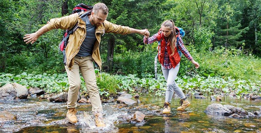 Under Adventure Travel World Summit  i Göteborg 2019 ska Sverige visa upp sin växande naturturism. Foto: Colourbox