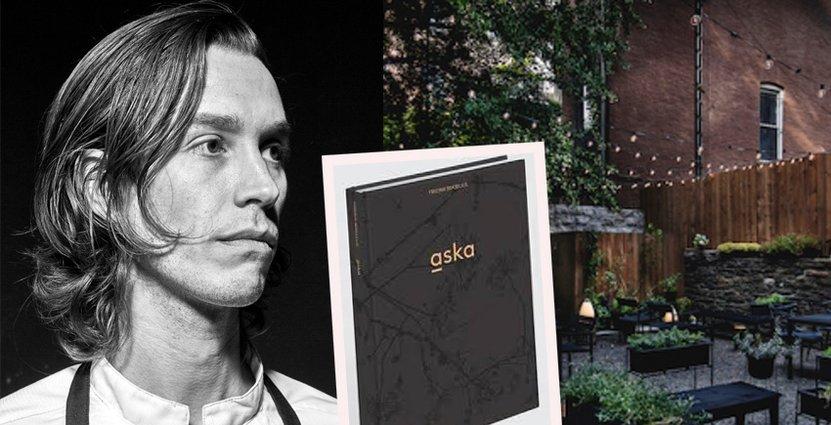 Inte en vanlig kokbok. Fredrik Berselius nysläppta matlagningsbibel blandar filosofi och recept. Foto: Pressbilder