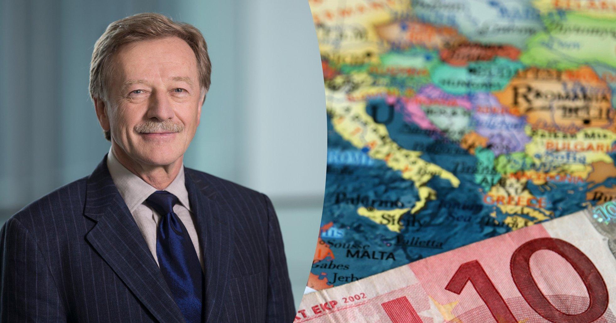 Europeiska centralbanken: Vårt fokus är en digital euro riktad till konsumenter
