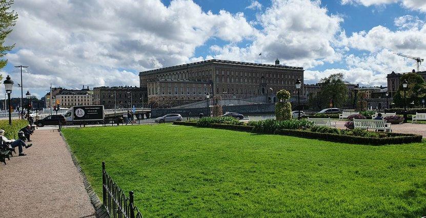 Stockholms Slott Anders Johansson
