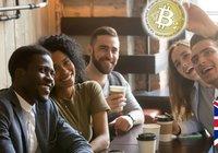 Ny undersökning: 20 procent av välbärgade brittiska millennials har investerat i bitcoin