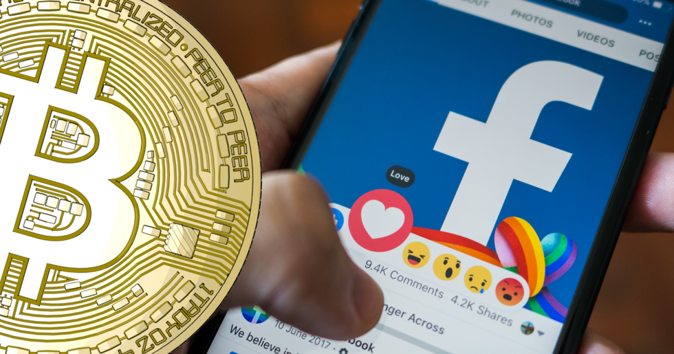 Facebook continues to advance in blockchain – looking for senior crypto lawyer for new offerings.