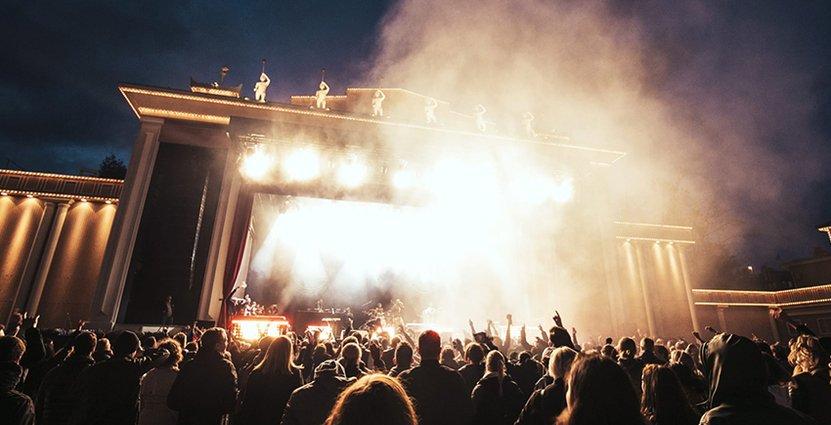 Liseberg får satsa på konsertåret 2021 istället. Foto: Pressbild