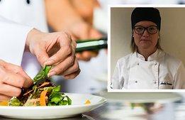 Högt söktryck på restaurangutbildning
