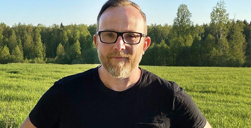 Kungsbergets sportchef Johnny Jernqvist tar över som platschef.  FOTO: Privat.