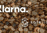 Klarna satsar på kryptovalutor – inleder samarbete med kryptoväxlaren Safello