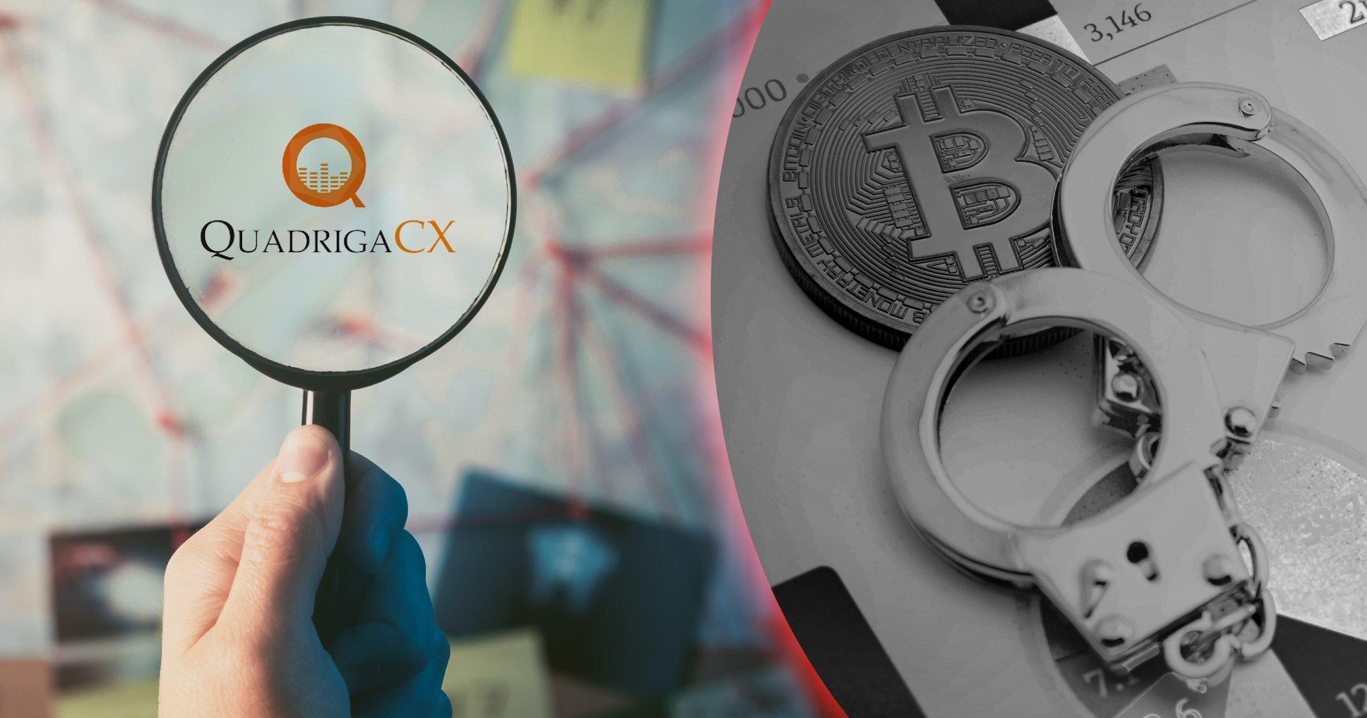 Quadrigacx mystiska konkurs har utretts – döda grundaren bedrev ett ponzibedrägeri