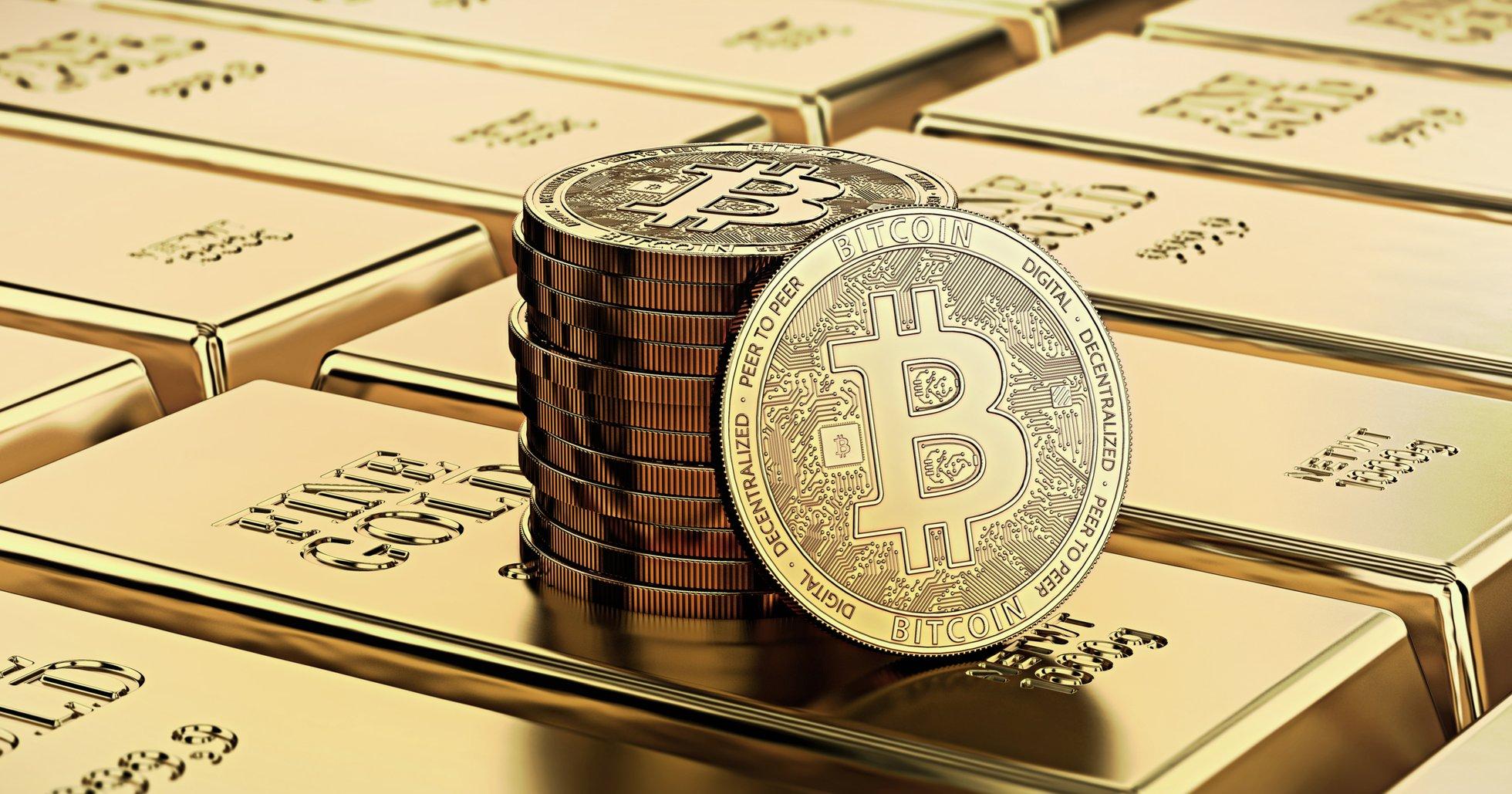 Bitcoin spöar guld som den bäst presterande tillgången hittills under 2020.