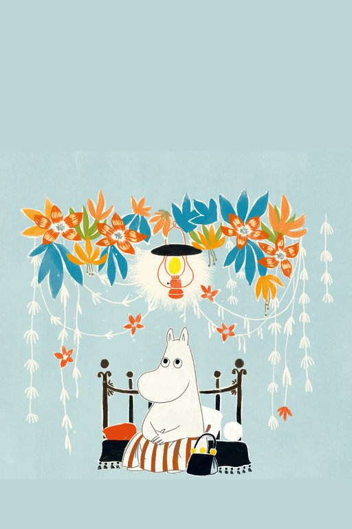 22 vackra illustrationer från barnböcker att ha som bakgrund i mobilen