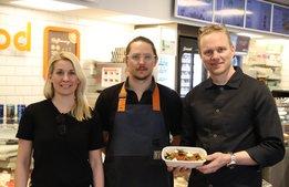 K-märkt gör en Ekstedt – säljer färdigmat på 7-Eleven