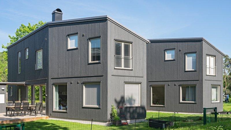 Vällingby Allé - Nominerat till Årets Stockholmsbyggnad 2018
