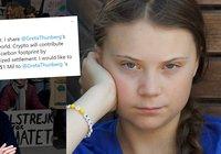 Kinesisk tech-entreprenör vill skänka en miljon dollar till Greta Thunberg