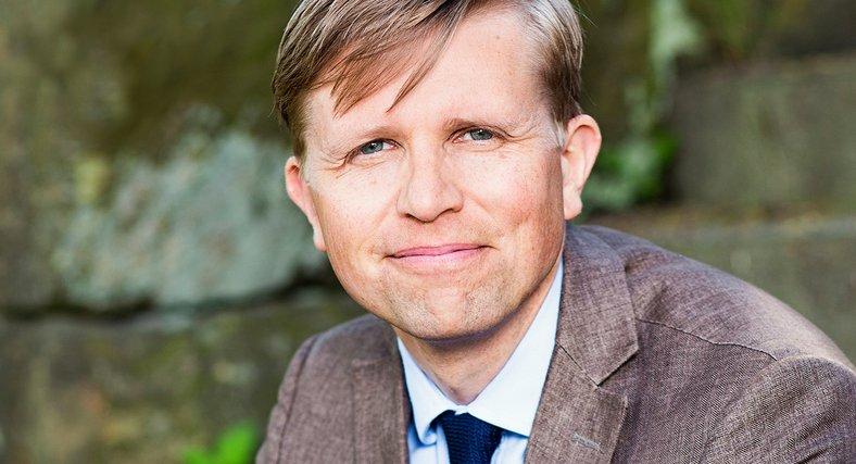 David Stiernholm kallar sig Sveriges enda struktör.